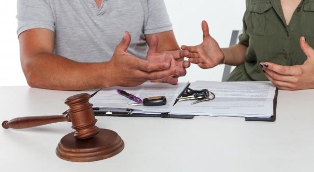 離婚調停中の不倫